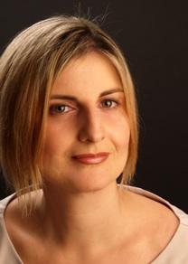 Porträt von Ingrid Berger
